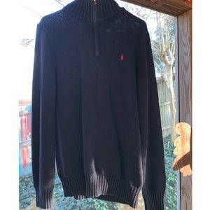 Men's size 18-20 navy blue Ralph Lauren Polo
